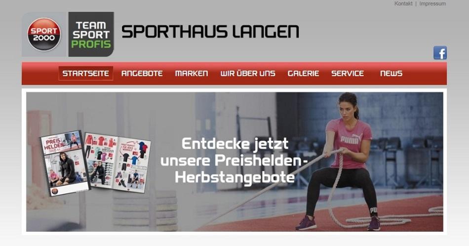 SportHaus Langen