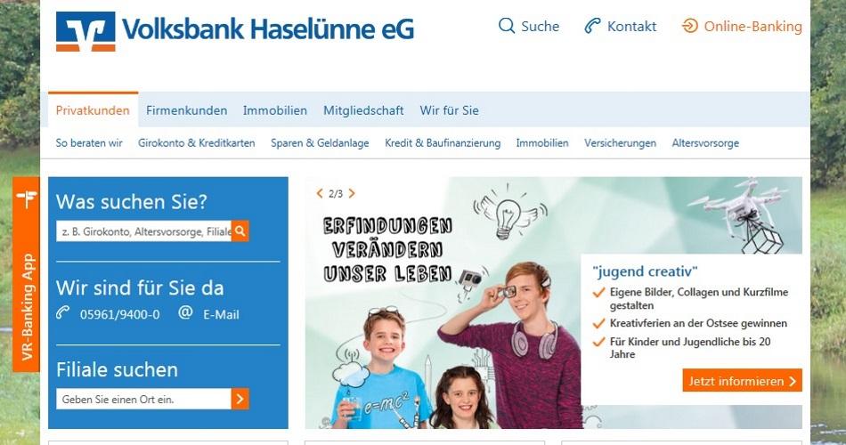 Volksbank Haselunne eG